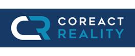 Logo COREACT reality