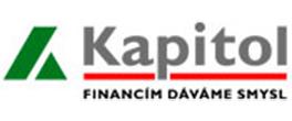Logo Kapitol - financím dáváme smysl